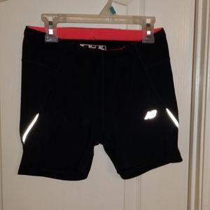 Gently used new balance workout shorts